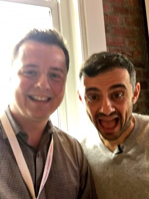 Brenden Guy and Gary Vaynerchuk. Crushing it!